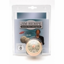 Jim Rempe Trainingsball von Aramith 57,2 m. DVD/Buch in...
