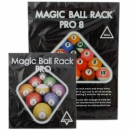 Magic Ball Rack Pro 8, 9- & 10-Ball Aufbauschablonenset...