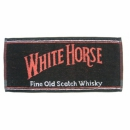 Queuepflege-Handtuch - White Horse - Bar Towel