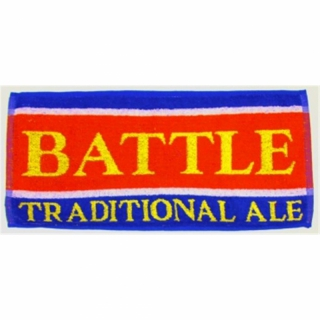 Queuepflege-Handtuch - Battle - Bar Towel
