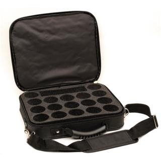 Balltragetasche Pool für 17 Kugeln 57,2 mm und Zubehör