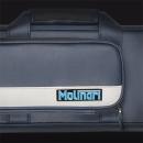 Molinari Flat Bag Billard Tasche 3/6 cyan/black 3 Queues...