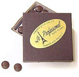 Le Pro Klebleder 12,0 mm Packung mit 50 Stück