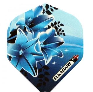 Elkadart Blue Flower Flights