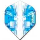 Pentathlon Vizion Star Burst Standard Dart Flights Blue
