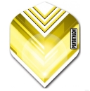 Pentathlon Vizion V Standard Dart Flights Yellow