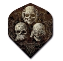 Alchemy Standard Dart Flights No Evil