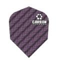 Harrows Carbon Dart Flights 3 Sätze - Purple