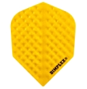 Harrows Dimplex Standard Dart Flights Gelb