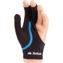 Buffalo Handschuh beidhändig schwarz/blau Grösse S